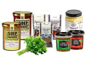 Soepen, Smaakmakers & Delicatessen