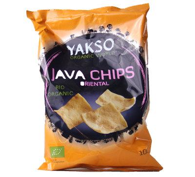 Bio Yakso Java Chips Oriëntal - 100 gram