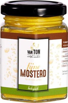 mosterd fijn - 170 gram
