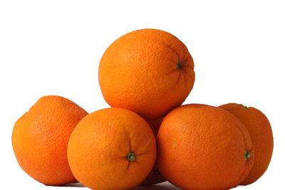 biologische sinaasappelen - 500 gram