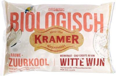 zuurkool witte wijn - 500 gram