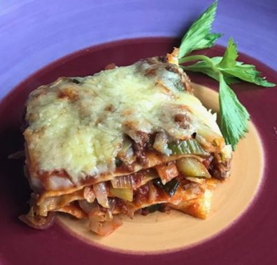 maaltijdpakket lasagne