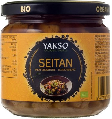 yakso seitan - 330 gram