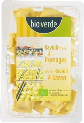 verse ravioli 4 fromages - 250 gram