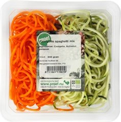 courgette spaghetti mix - 300 gram