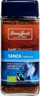 oploskoffie cafeïnevrij - 100 gram