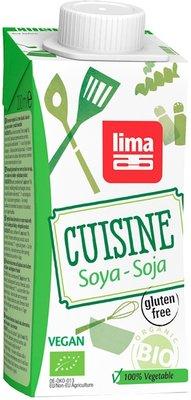 kookroom soja cuisine (plantaardig) - 200 ml