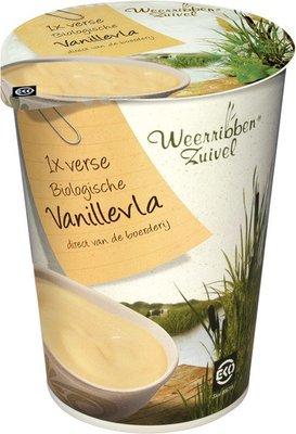 bio vla vanille - 500 gram