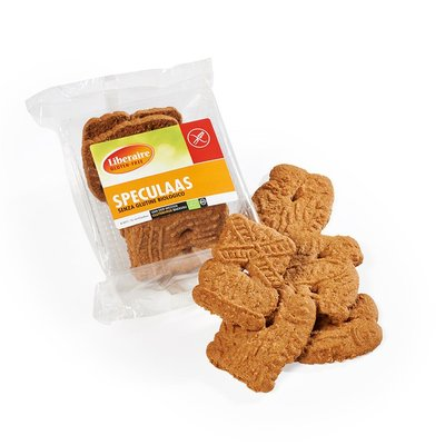 bio glutenvrij speculaas roomboter - 100 gram