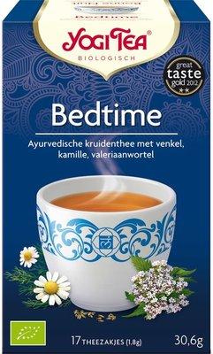 yogi tea bedtime thee - 17 builtjes