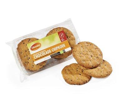 bio glutenvrije chocolade chipkoeken - 170 gram