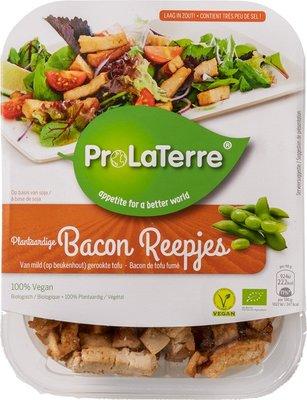 plantaardige bacon reepjes - 180 gram