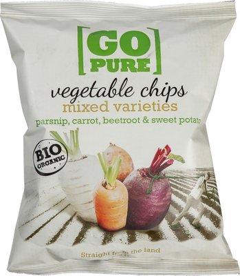 groentechips - 90 gram