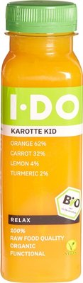 groentesap karotte kid - 250 ml