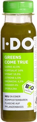 groentesap greens come true - 250 ml