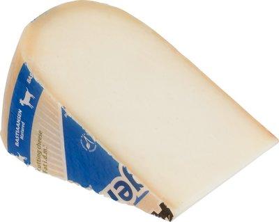 kaas geitenkaas belegen 50+ - 300 gram (afwijking 50 gram)