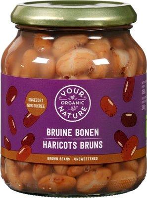 bruine bonen - 360 gram