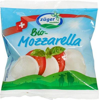mozzarella 45+ - 100 gram