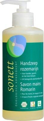 handzeep rozemarijn sonett - 300 ml