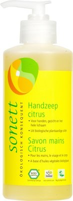 handzeep citrus sonett - 300 ml