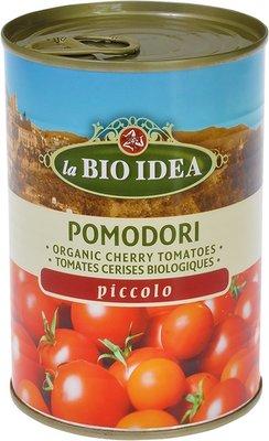cherrytomaten in blik (pomodori piccolo) - 400 gram