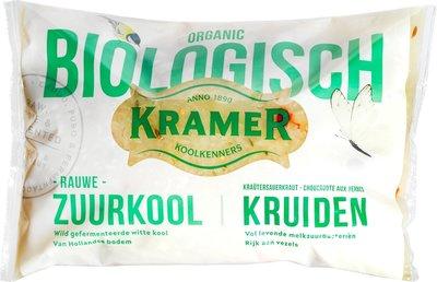 zuurkool gekruid - 500 gram