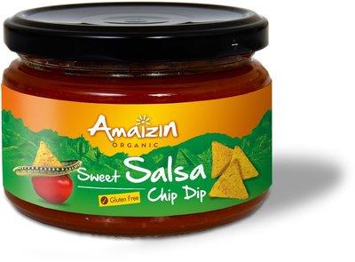 chips dip sweet salsa - 260 gram