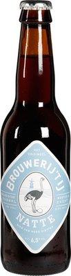 bier - natte - brouwer 't ij - 330 ml
