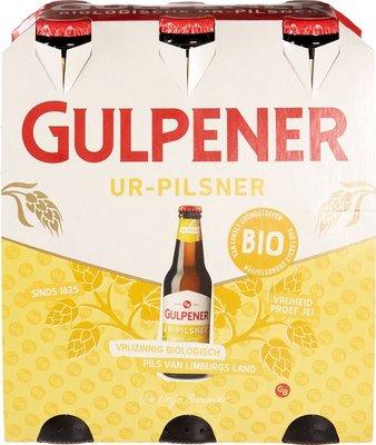 bier - ur-pilsner - gulpener - 6-pack