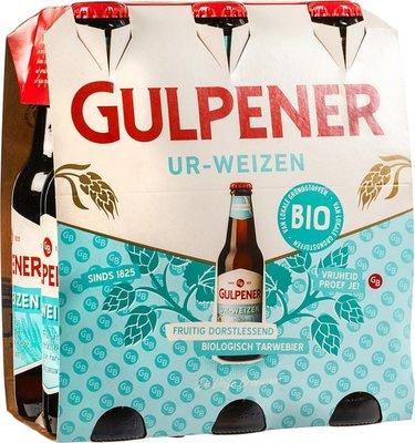 bier - ur-weizen - gulpener - 6-pack