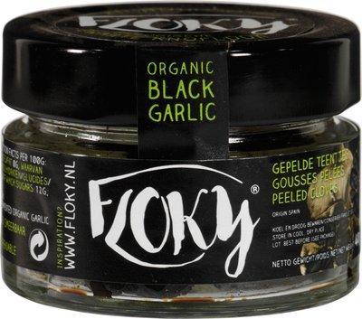zwarte knoflook - floky - 40 gram