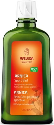bad - arnica sport bad - weleda - 200 ml