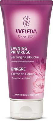 douche - evening primrose verzorgingsdouche - weleda - 200 ml