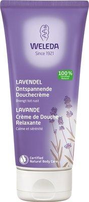 douche - lavendel ontspannende douchecreme - weleda - 200 ml