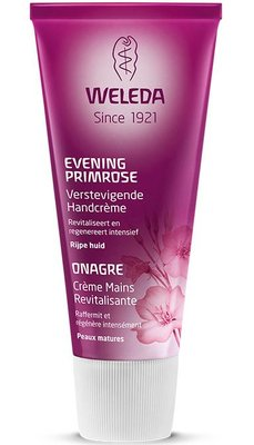 evening primrose verstevigende handcreme - weleda - 50 ml