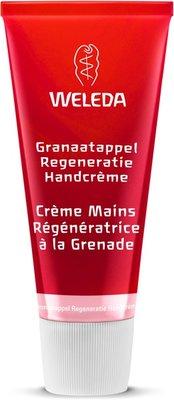 granaatappel regenererende handcreme - weleda - 50 ml