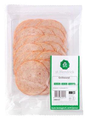 grillworst (gesneden) - 90 gram