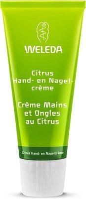 citrus hand- en nagelcreme - weleda - 50 ml