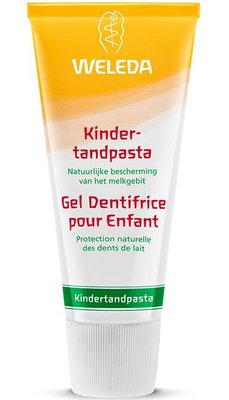 kindertandpasta - weleda - 50 ml