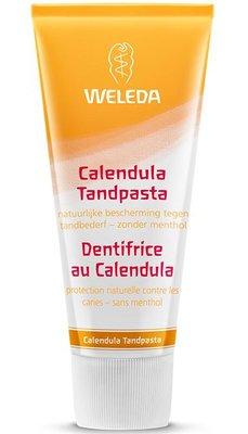 calendula tandpasta - weleda - 75 ml
