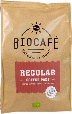 biocafé koffiepads regular - 36 stuks