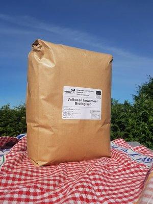 volkoren tarwemeel (velhorst) - 5 kg
