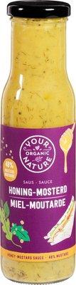honing-mosterdsaus - 250 ml