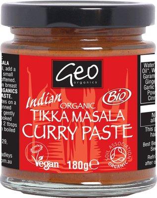 tikka masala curry paste - 180 gram
