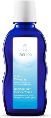 2-in-1 reiniging - weleda - 100 ml