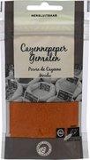 cayenne peper gemalen (koopjeshoek - tht) - 25 gram