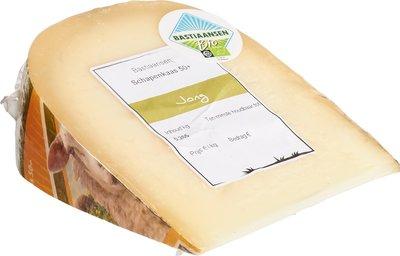 kaas schapenkaas jong 50+ - 250 gram (afwijking 50 gram)