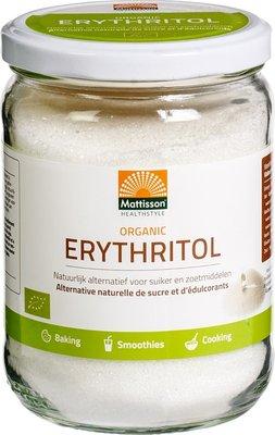 erythritol - 400 gram