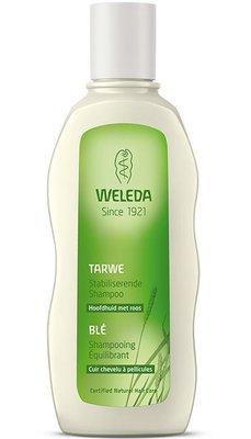 tarwe stabiliserende shampoo - weleda - 190 ml