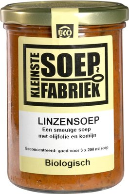 linzensoep - 400 ml